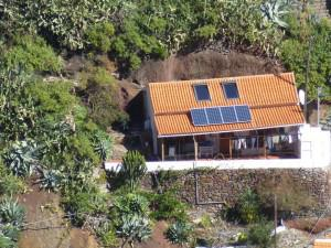 SPACIOUS AND BRIGHT RURAL HOUSE OF 86 SQM ON LAND OF 209 SQM, WITH SOLAR ENERGY. LA LAJA. REF. 481
