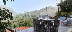 4 RURAL HOUSES with charm in Hermigua. Constructed area 331 m2 on a plot of 3,749 m2. REF- 506